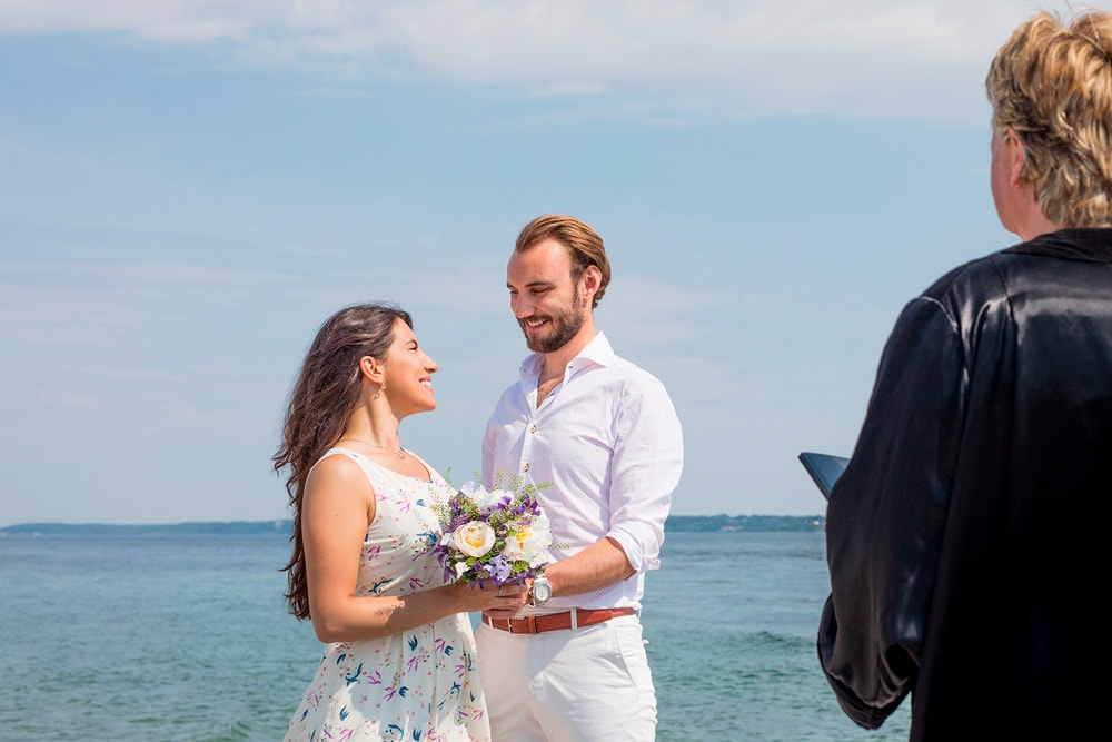 Beach-wedding-in-Elsinore Denmark
