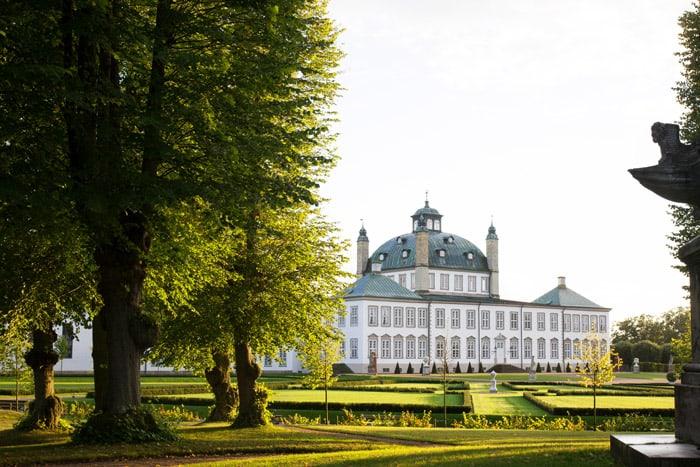 Fredensborg-castle