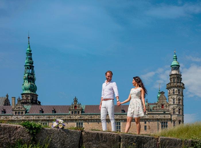 Kronborg-castle-wedding-package - get married in elsinore