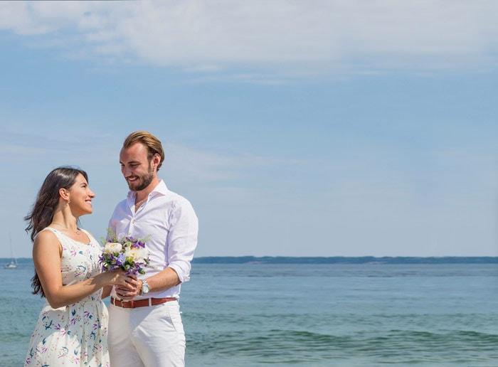 Romantic-wedding-package-wedding in denmark