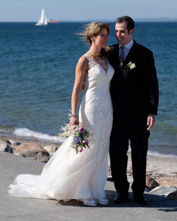 Camilla-and-Jordan wedding at Marienlyst