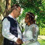 Romantic wedding in Denmark
